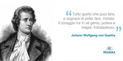 Oggi moriva Goethe