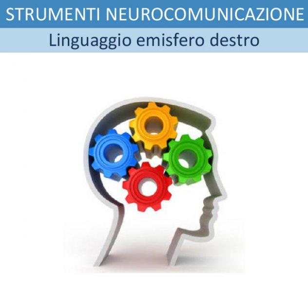 Strumenti di NeuroComunicazione: 4 - IL LINGUAGGIO DELL'EMISFERO DESTRO