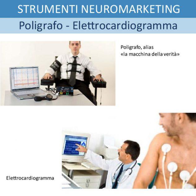 Strumenti di Neuromarketing: 5 - POLIGRAFO E ECG