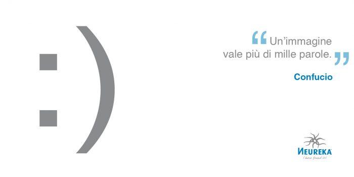 """Oggi venne introdotto l'uso dell'emoticon """"Un'immagine vale più di mille parole."""" Confucio"""