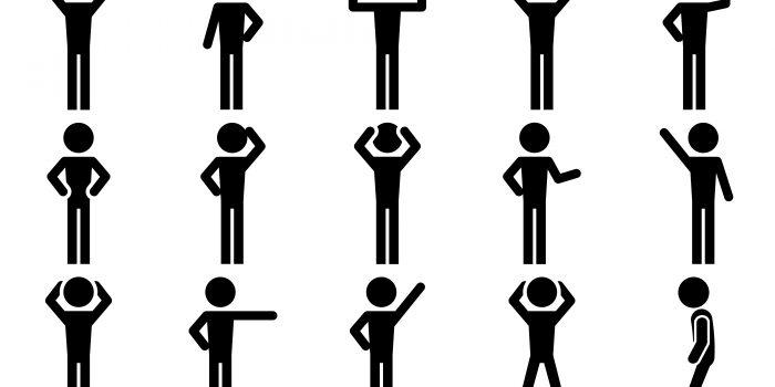 valutare le emozioni espresse attraverso il body language