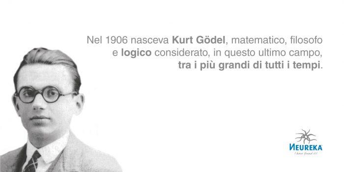 nasceva oggi in Austria Kurt Gödel