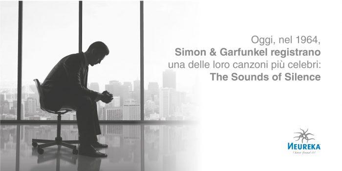 nel 1964 Simon & Garfunkel registrano una delle loro canzoni più celebri: The Sounds of Silence