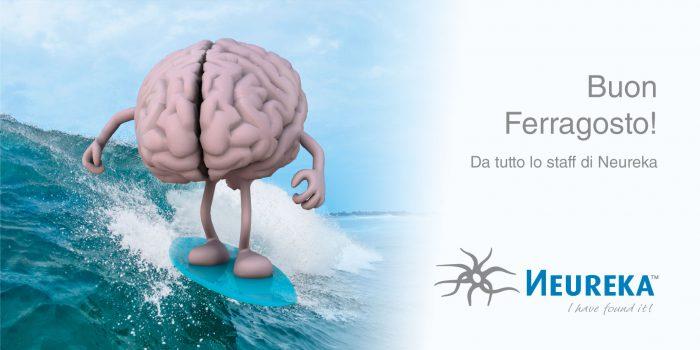 Per Ferragosto, Neureka lascia rilassare il cervello