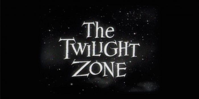 Logo di The Twilight Zone, in italiano Ai confini della realtà