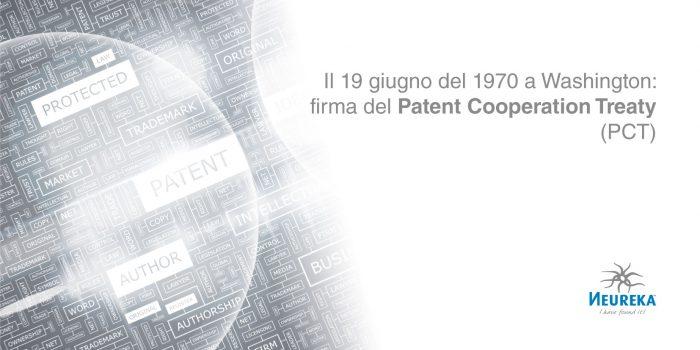 Per proteggere la proprietà intellettuale a livello internazionale, nel 1970 è nato il Patent Cooperation Treaty