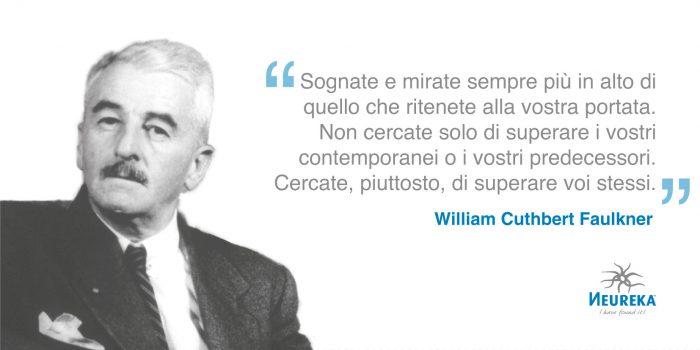William Cuthbert Faulkner - Scrittore, poeta, drammaturgo, sceneggiatore e premio Nobel per la letteratura nel 1949