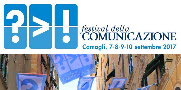 Logo Festival della Comunicazione di Camogli