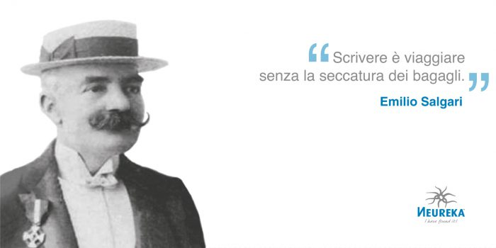 Emilio Salgari - scrivere per viaggiare