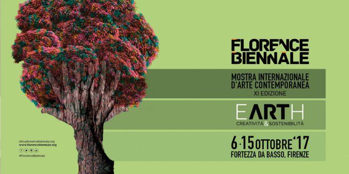 Florence Biennale. Mostra Internazionale d'Arte Contemporanea XI edizione - 6-15 ottobre 2017 – Fortezza da Basso, Firenze
