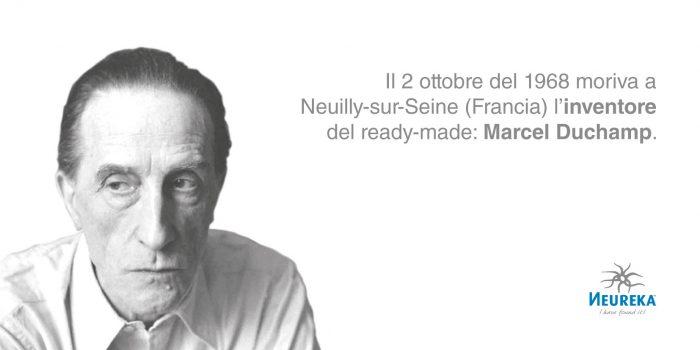 Marcel Duchamp: pittore, scultore e scacchista francese naturalizzato statunitense.