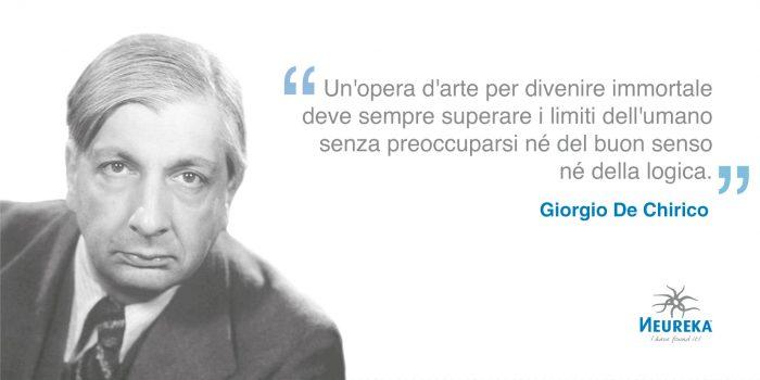 Giorgio De Chirico - pittore metafisico, pittore dell'inconscio