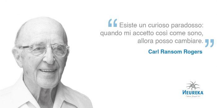 Carl Rogers e il paradosso dell'accettare se stessi.