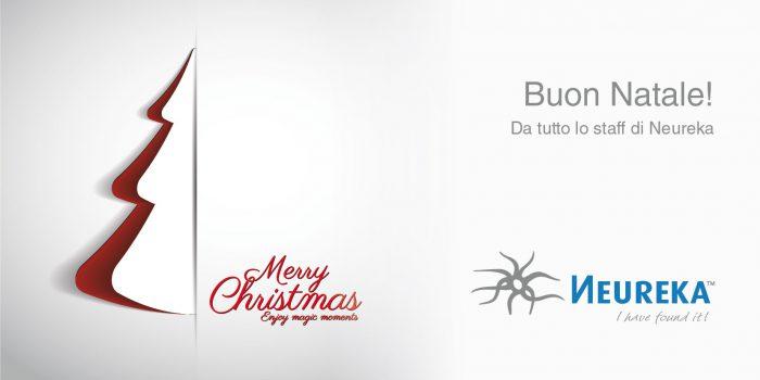 Buon Natale da tutto lo staff di Neureka!
