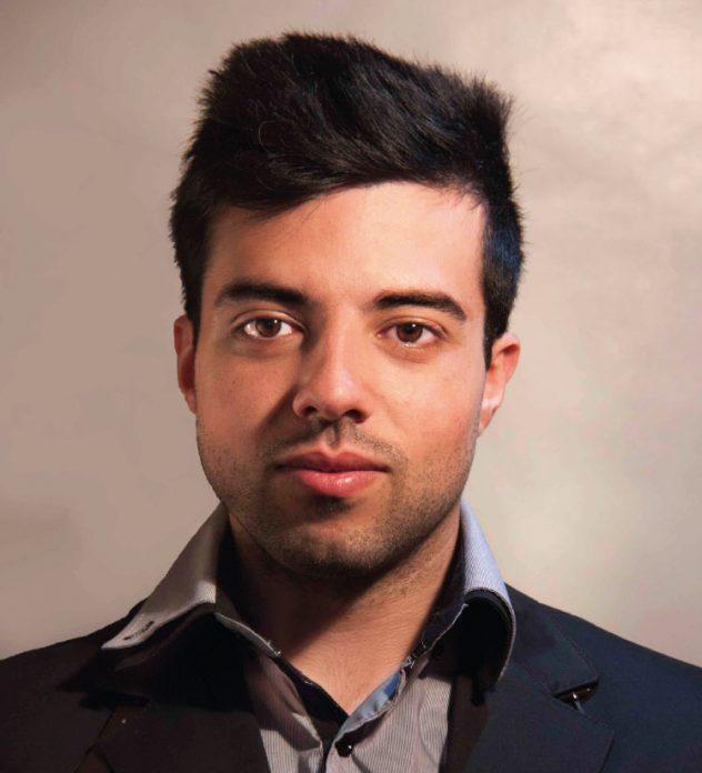 Fabio Mosca di AnotheReality - azienda specializzata in VR (Realtà Virtuale)