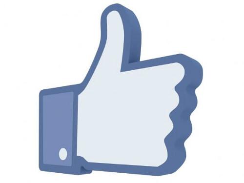 """Il simbolo che su Facebook indica """"mi piace"""" è diventato l'ossessione di molte persone"""