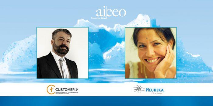 """Customer Centricity. Neuromarketing & Customer Experience"""" a cura di Daniele Rozzoni, Socio BK Customer 1°, e Carmen Cini, Responsabile Scientifica e cofondatrice di Neureka."""