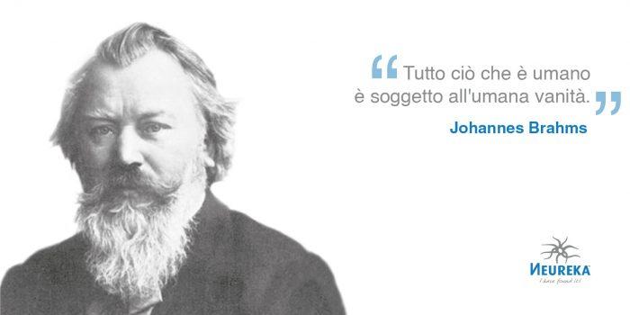 Johannes Brahms è anche uno studioso della musica antica