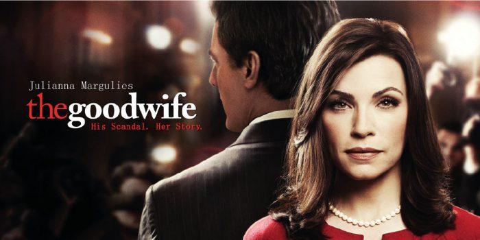 the good wife - L'immagine promozionale della prima stagione della serie TV della CBS