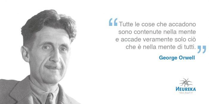 """Nel suo anniversario di nascita rendiamo omaggio a George Orwell, il padre della metafora """"Grande Fratello"""""""