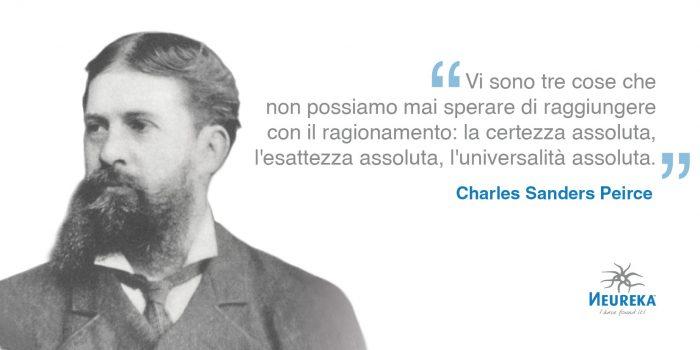 Nel 1839 nasceva Charles Sanders Peirce, considerato uno dei più geniali filosofi americani.
