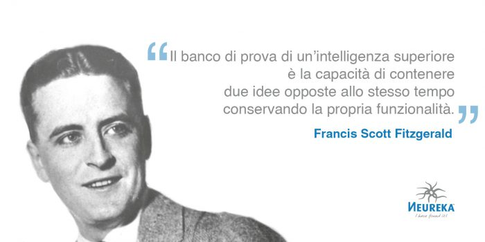 Ricordiamo il più rappresentativo esponente della letteratura statunitense dei ruggenti anni Venti del secolo scorso, Francis Scott Fitzgerald