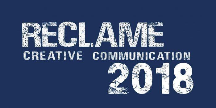 Il 28 e il 29 settembre non perderti la prima edizione di Reclame 2018 -Creative Communication che si terrà a Firenze alla Fortezza da Basso