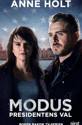 Locandina Modus - seconda stagione