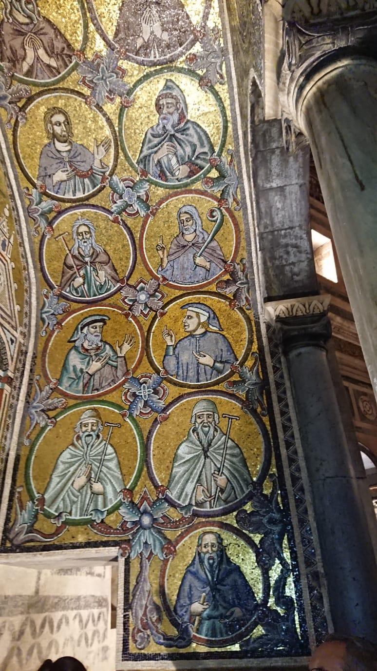 Duomo di Firenze - interni: arco