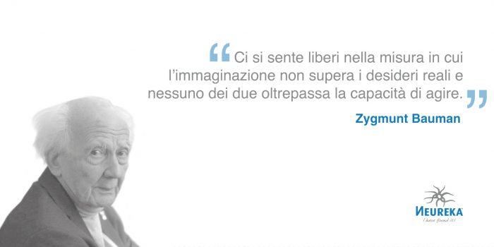 """Oggi ci dedichiamo a Zygmunt Bauman il teorico della """"società liquida"""", uno dei più grandi pensatori del nostro tempo"""