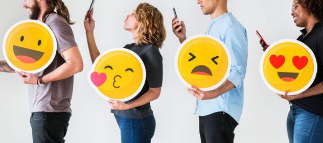 Le Emoticon per sopperire agli aspetti paralinguistici della comunicazione