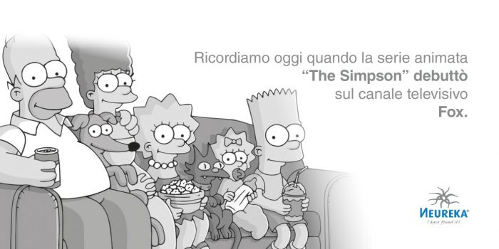 Ricordiamo oggi quando la serie animata The Simpsons debuttò sul canale televisivo Fox