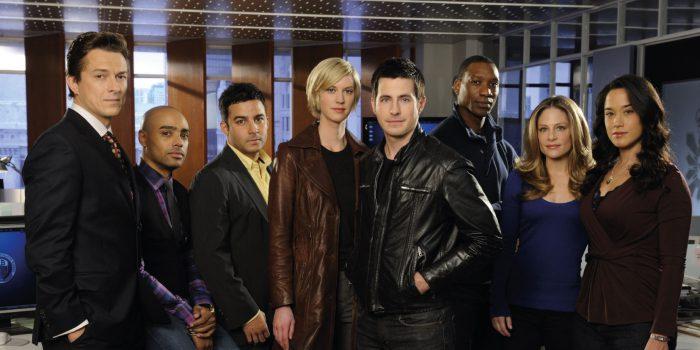 The Listener è una serie drammatica canadese di fantascienza incentrata sul personaggio Toby Logan.