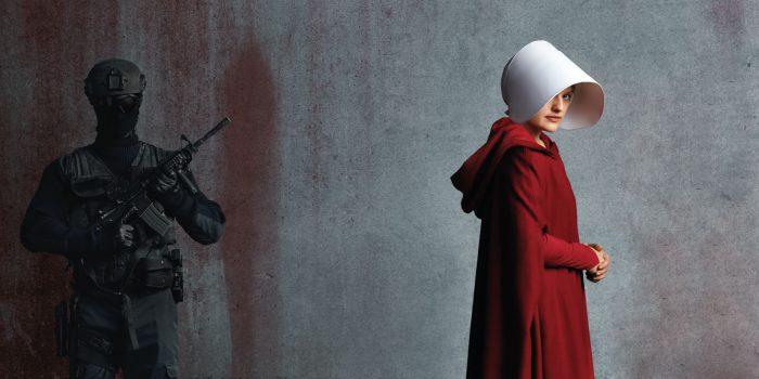 The handmaid's tale - serie tv tratto dal romanzo distopico di Margaret Atwood