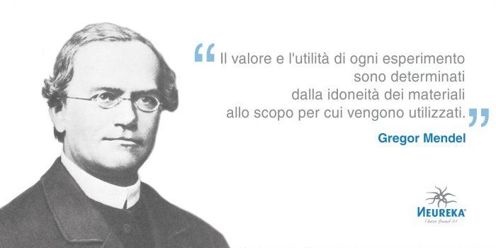 Ricordiamo colui che è considerato il padre della genetica: il biologo, matematico e monaco agostiniano Gregor Mendel
