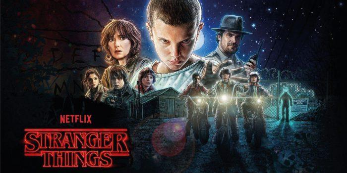 Un gruppo di ragazzi di Hawkins tra misteri e soprannaturale nella serie tv Stranger Things