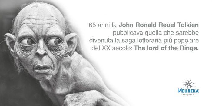 65 anni fa John Ronald Reuel Tolkien pubblicava quella che sarebbe divenuta la saga letteraria più popolare del XX secolo: The lord of the Rings