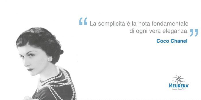 Oggi nasceva l'icona di stile che segnò la moda del'900, geniale innovatrice e modello di eleganza: Coco Chanel