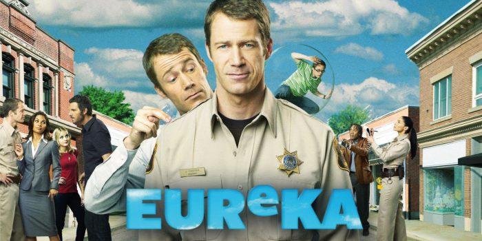 """Una comunità top secret di menti brillanti che """"popolano"""" la serie televisiva """"Eureka"""""""