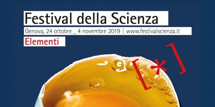 Non perderti la 17esima edizione del Festival della Scienza 2019 fino al 4 novembre a Genova