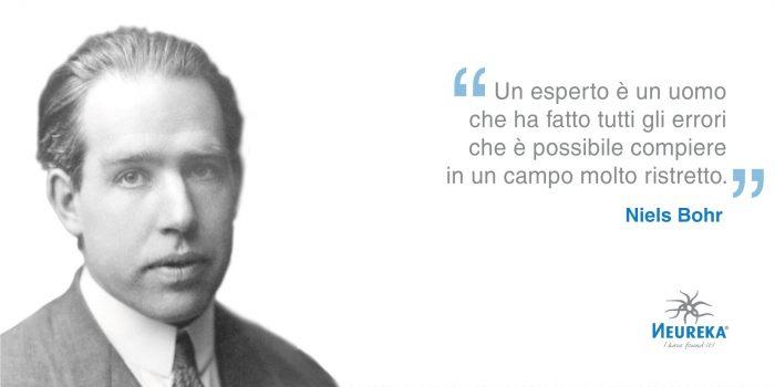 Ricordiamo colui che dette contributi fondamentali per la comprensione della struttura dell'atomo e della fisica quantistica: Niels Bohr