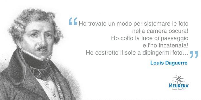 Nel 1787 nasceva Louis Daguerre, artista, chimico e fisico francese meglio noto come l'inventore della fotografia