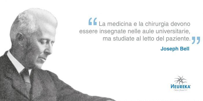 Oggi è l'anniversario di nascita dell'uomo che ispirò il personaggio di Sherlock Holmes: il medico scozzese Joseph Bell