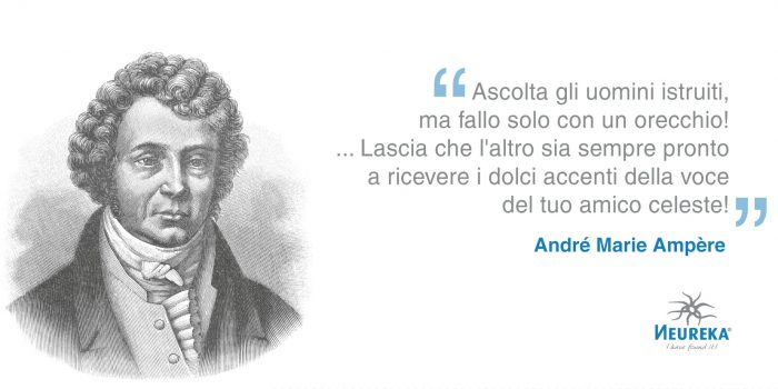 Nasceva oggi il fisico, matematico, chimico e filosofo nonché uno dei principali scopritori dell'elettromagnetismo, André Marie Ampère