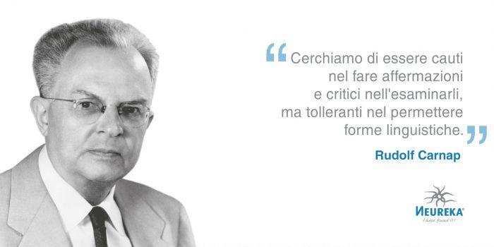 Ricordiamo il rappresentante più importante della scuola del positivismo logico, altrimenti denominato empirismo logico, il filosofo tedesco Rudolf Carnap