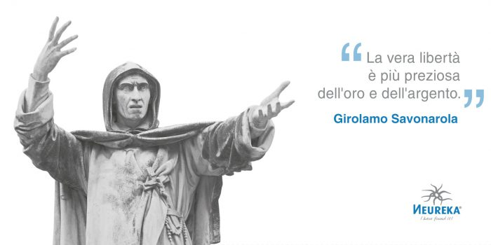 Tra Oscurantismo ed Eresia ricordiamo il frate domenicano, politico e letterato italiano che nasceva OGGI, Girolamo Savonarola