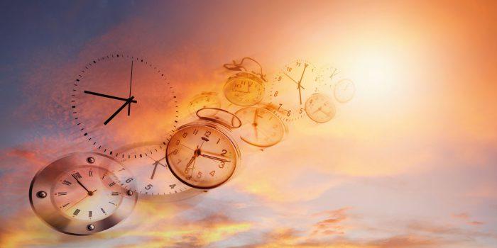 Ho chiuso gli occhi solo per un momento e il momento è (già) passato - Ecco in un solo verso il tempo e la sua fugacità!