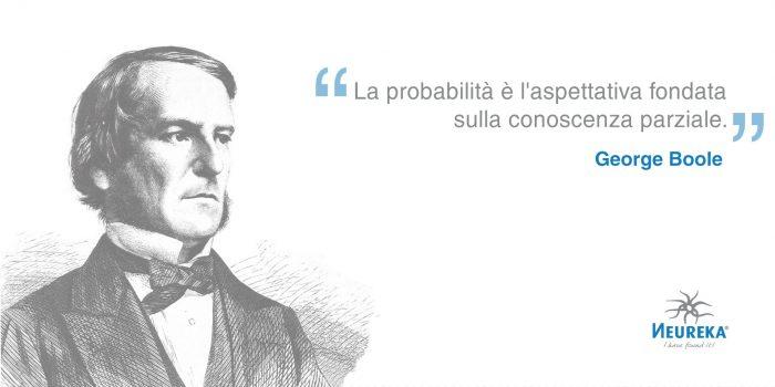 """Definito da Bertrand Russell come """"il padre della matematica pura"""", nasceva OGGI George Boole, la cui algebra resta fondamentale per la progettazione di circuiti di computer digitali"""