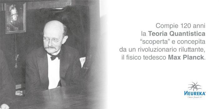 """OGGI compie 120 anni la Teoria Quantistica """"scoperta"""" e concepita da un rivoluzionario riluttante, il fisico tedesco Max Planck"""