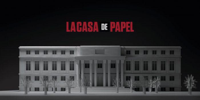 """Personaggi multidimensionali, tensione narrativa e ambientazione unica nella Serie TV """"La Casa de Papel"""""""